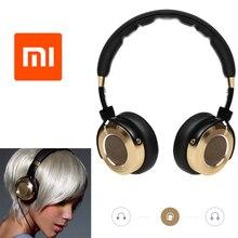 100% original hands-free headset xiaomi mi fone de ouvido 50mm berílio diafragma de alta fidelidade fone de ouvido estéreo música para ios android