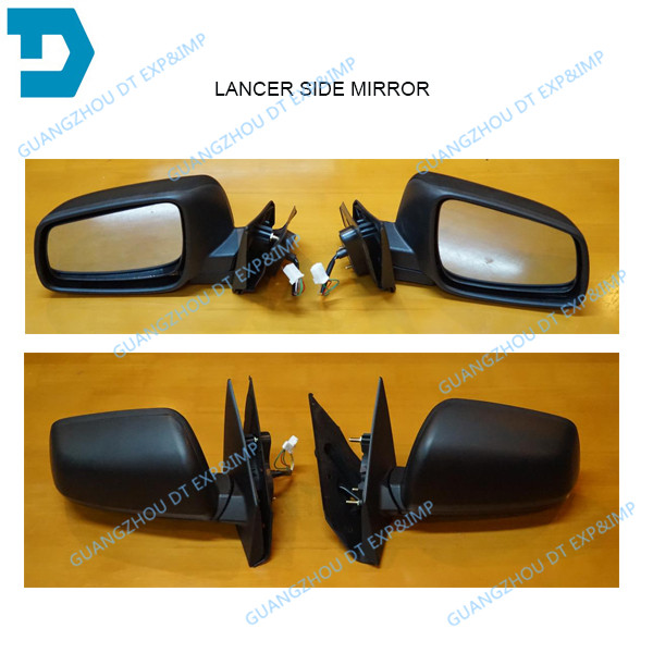 2007-2017 lancer auto fold side mirror 5 wires without lamp for mitsubishi lancer rear mirror автомобильный коврик boratex brtx 1036 для mitsubishi lancer 10 2007
