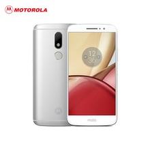 Nueva Original Motorola MOTO M XT1662 Teléfono 4G RAM 32G ROM 1920*1080 P IPS Android 6.0 Octa Core 2.2 GHz Huella Digital 4G LTE 3050 MAh