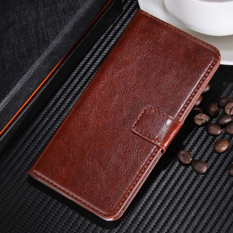 Luxury Retro PU Leather Case for <font><b>Samsung</b></font> <font><b>Galaxy</b></font> <font><b>ACE3</b></font> ACE 3 III S7270 7270 <font><b>S7272</b></font> 7272 Flip Cover Wallet With Stand Phone Cases image