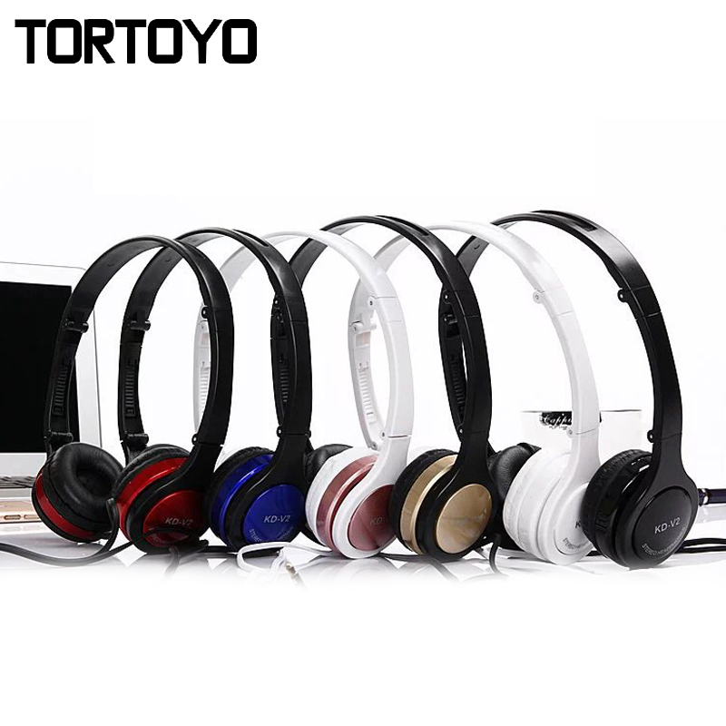 все цены на  Stereo Foldable 3.5mm Wired Headphone Over Ear Headset with Microphone Phone Earphone For iPhone Smartphone PC Laptop Computer  онлайн