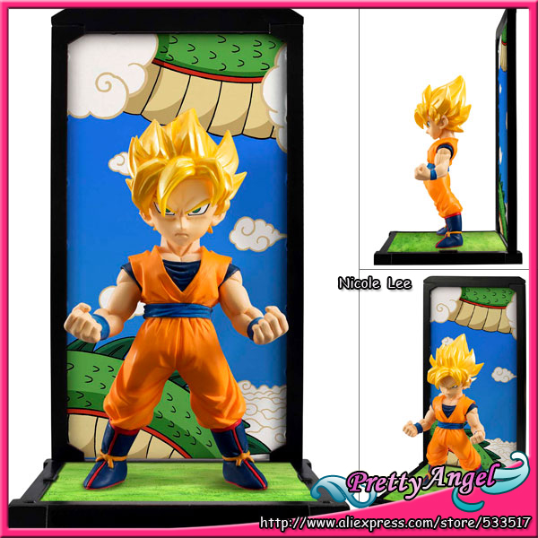 Japanese Anime  Dragon Ball Bandai Tamashii Nations Tamashii Buddies Action Figure - Super Saiyan Son Goku мужские часы ted lapidus 5118701