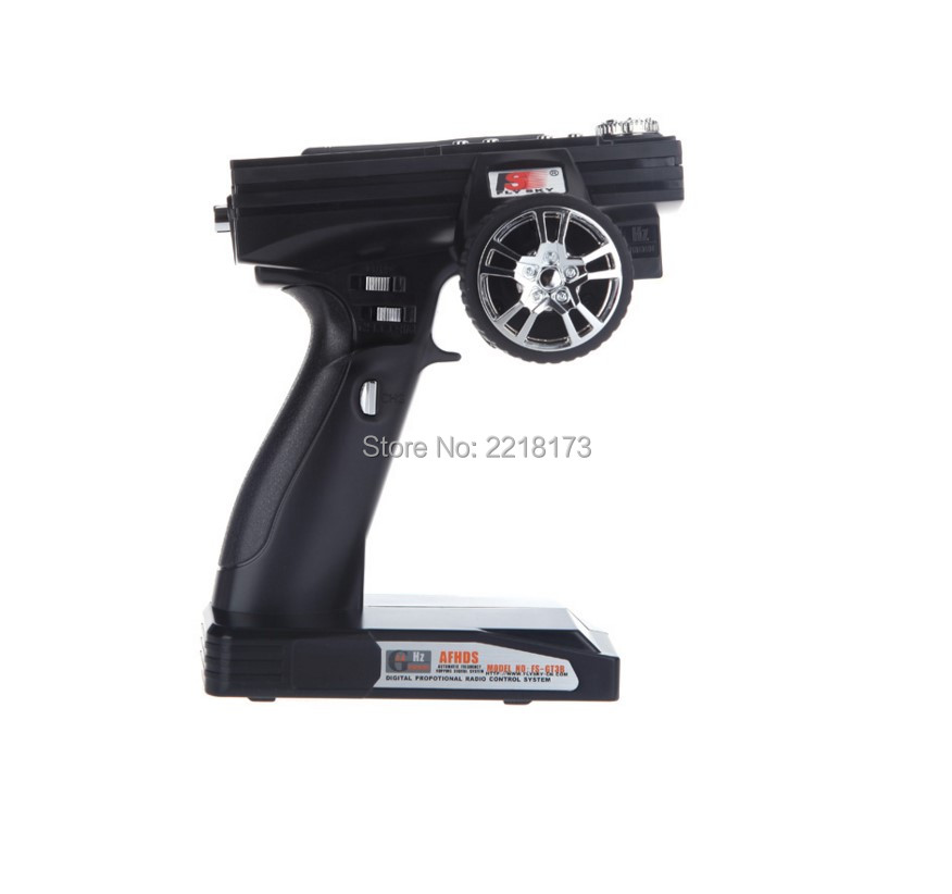 Peças e Acessórios 3ch gun rc sistema transmissor para Veículo : Carros