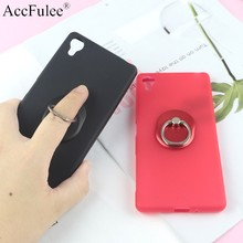 Ring Phone Case For Sony Xperia 5 10 XA1 Ultra XA2 XA3 L1 L2 L3 E5 XZ4 XZ3 XZ2 XZ1 XA1 Plus X XA XZ Stand Holder Cover(China)