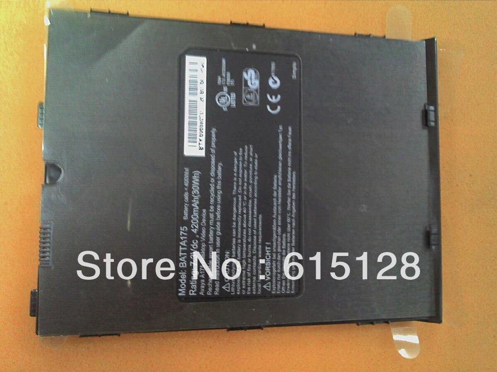 LAPTOP BATTERY Original BATTA175 Avaya A175 Desktop Video Device touch screen batteries