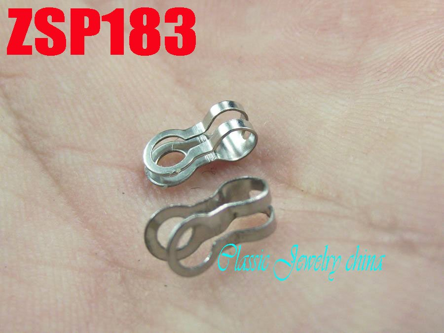Использовать для 2.4 мм мяч цепи, аксессуары ювелирные изделия из нержавеющей стали DIY частей 500 шт. zsp183