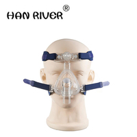 2017 high quality ventilator nose mask for all purpose sleep apnea with head and home breathing machine accessories hot sales