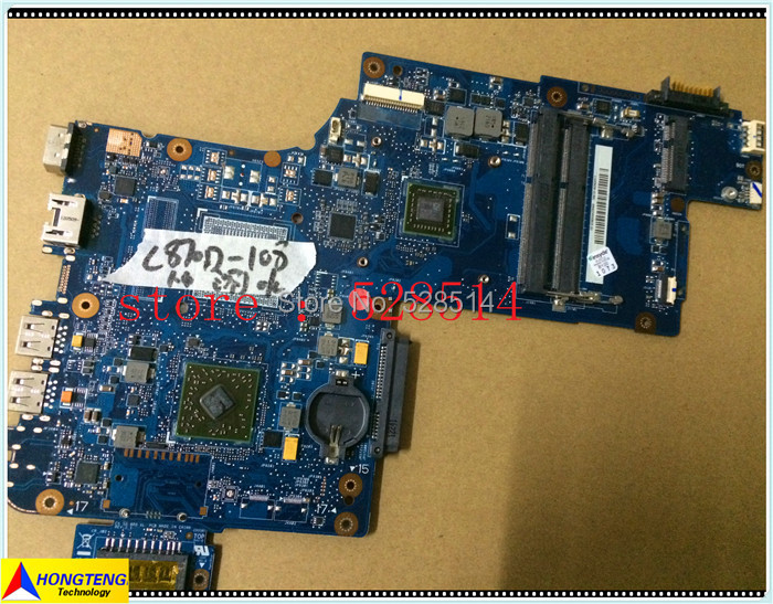 Laptop motherboard for toshiba C875D MAIN BOARD WITH CPU H000042190 100% tested OK