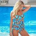 Sexy Womens Ladies One Piece Spaghetti Strap Backless Floral Bodycon Casual Swimwear Beachwear Tank Vest Tops Blusas CL2903