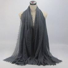 Women Classic Hijab Scarf Shawl Soft (14 colors)