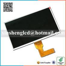 10.1 inch pantalla lcd 40pin matriz Para Polaroid MID4810 Reemplazo De Cristal Del Envío Libre