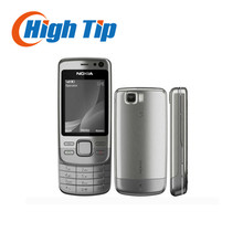 6600I slider Original Unlocked Nokia 6600i mobile phone quad band phone  FM bluetooth 5MP JAVA Free shipping Refurbished