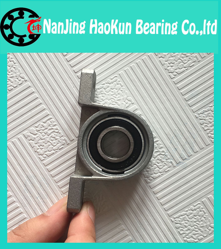 ФОТО Free shipping 30 mm caliber zinc alloy rhombus bearing housing UFL006 Spherical ball bearing (With eccentric sleeve)