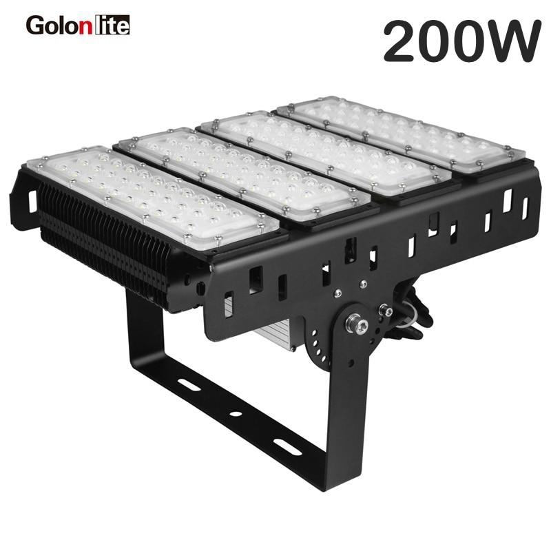 Golonlite LED Light For Parking Lot 200W 150W Outdoor High