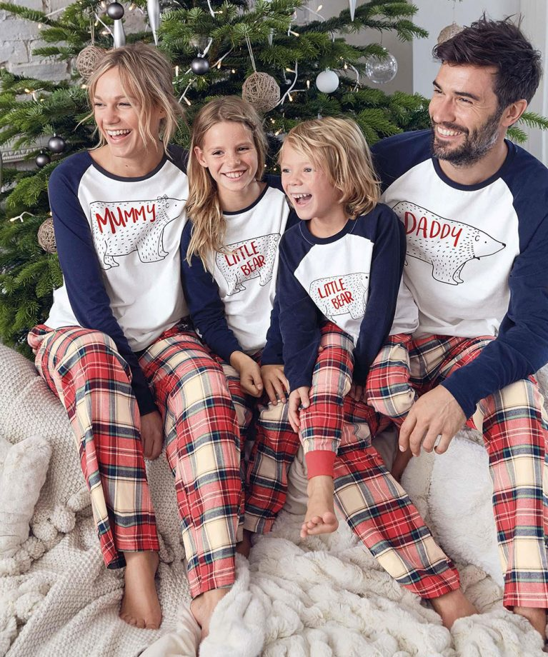 2d4bbd44b9 Detail Feedback Questions about Holiday Family Matching Winter Bear ...