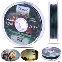 10M 8 Strands Multifilament Fishing Line Weaves Strong Casting Line PE 8 Braided Fishing Line Portable Fishing Tackle 15/20/35lb