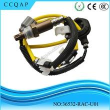 Car styling Free shipping high quality 36532-RAC-U01 O2 Oxygen Sensor for Honda