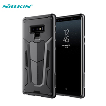 цена на for Samsung galaxy Note 9 case Cover Nillkin Defender 2 Luxury Note 9 TPU+PC Armor Phone Back Cover For Samsung Note9 Case Shell