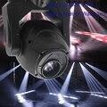 2 шт./лот led 230 Вт 3в1 точечный луч моющийся движущийся головной свет с двойным футляром для полета