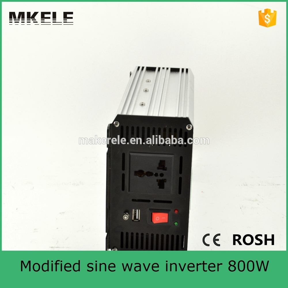 MKM800-482G modified sine off grid inverter 800 watt power inverter 48v 230v dc to ac power electronics inverters 6es5 482 8ma13