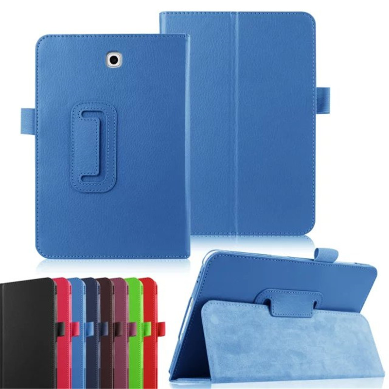 PU Leather Cover Case For Samsung Galaxy Tab A 8.0 T350 T355 P350 P355 Tablet Shell Stand For SM-T350 SM-T355