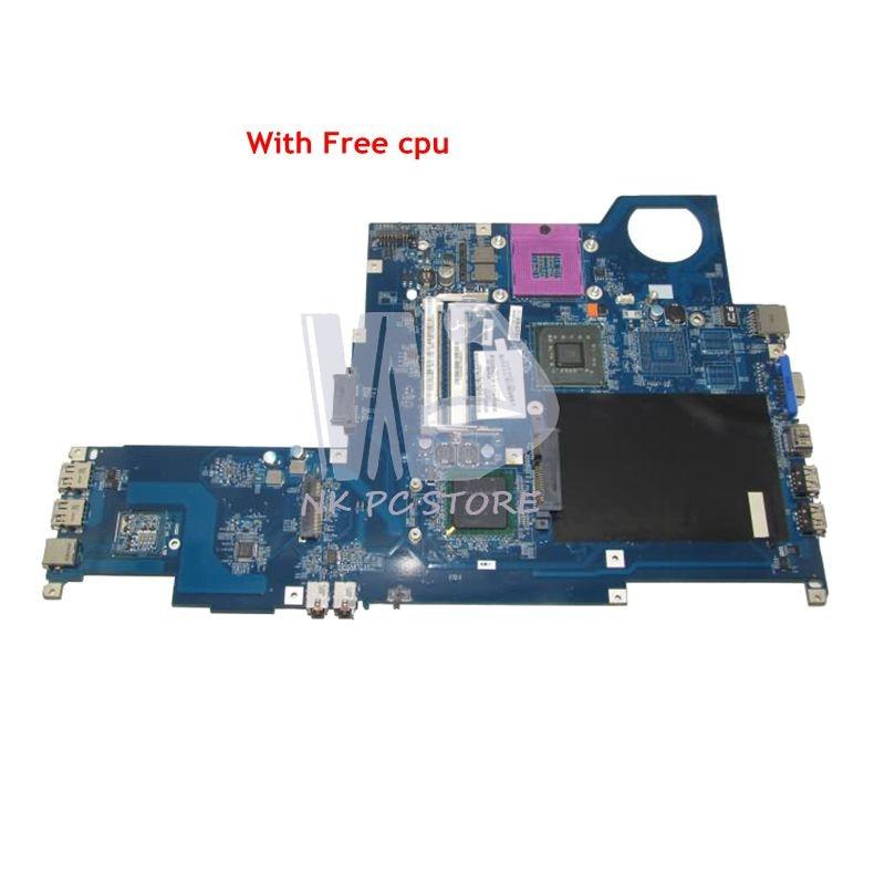 NOKOTION JIWA3 LA-4212P Main Board For Lenovo G530 N500 Laptop Motherboard GL40 DDR2 with Free CPUNOKOTION JIWA3 LA-4212P Main Board For Lenovo G530 N500 Laptop Motherboard GL40 DDR2 with Free CPU