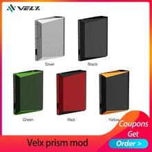 Новейший для электронных сигарет VELX Prism Mod для CBD 500 мАч батарея электронная сигарета батарея для вейпа Для 0,5 мл/1 мл распылитель функция предварительного нагрева vapor mod