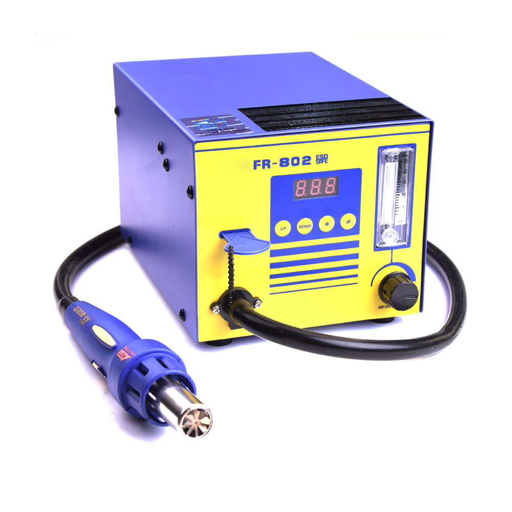 Hot Air Desoldering Station FR-802 Esd Safe Digital Smd Soldering Station, FR802 Hot Air Gun пуф куба mebelvia