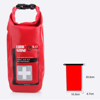 Waterproof 2L First Aid Bag Emergency Kits Empty Travel Dry Bag Rafting Camping Kayaking Portable Medical