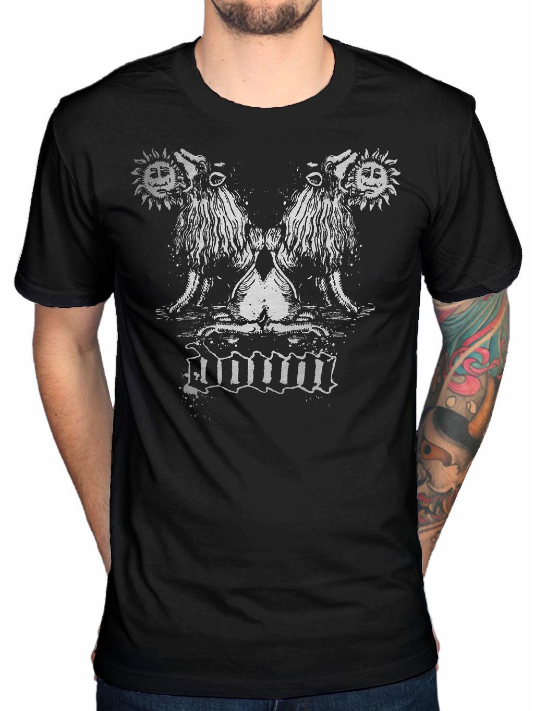 Vers le bas T-Shirt Rock Band Crowbar