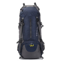 New Brand Outdoor Men Women Trekking Hiking Bag Backpack Trip Travel Luggage Bag 60L Camping Cycling