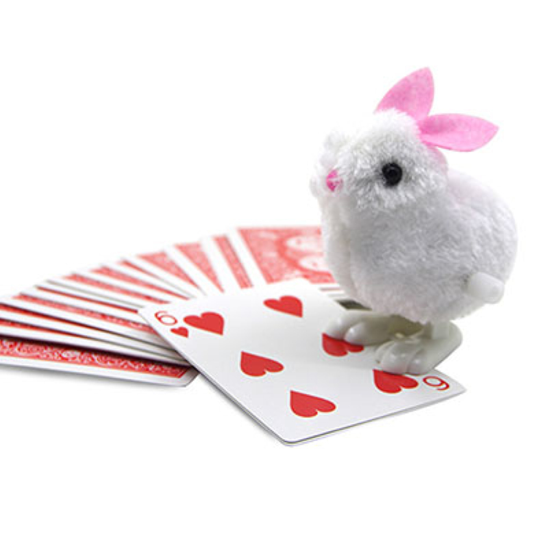 Smart Rabbit find card magic tricks magic props