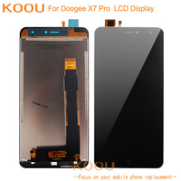 Mobile Phone LCD Display For Doogee X7 Pro Touch Screen Digitizer Assembly Replacement Mobile Phone Parts For Doogee X7 Pro