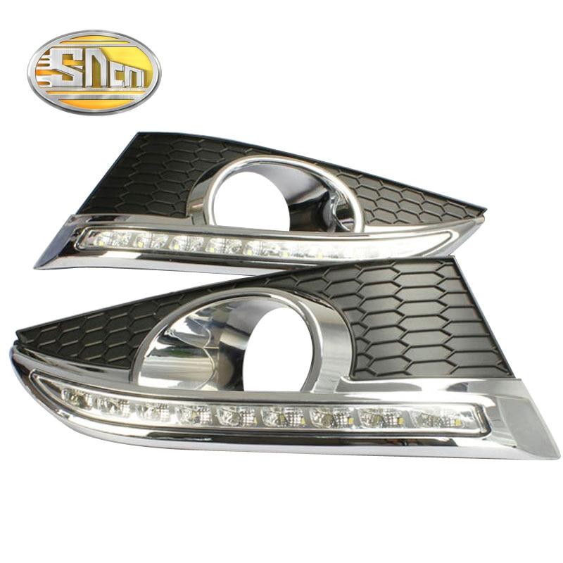 SNCN LED Daytime Running Light Για το Chevrolet Captiva 2011 - Φώτα αυτοκινήτων - Φωτογραφία 3
