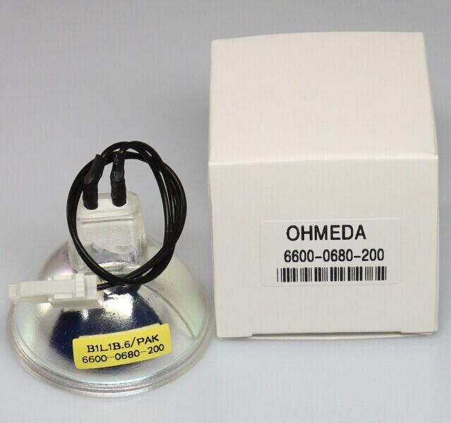 Bilibulb Ref 6600-0680-200, bilib. 6 / pak OHMEDA High performance biliblanket phototherapy lamp аксессуар заспинный колчан bowmaster tento ref yellow brown 277