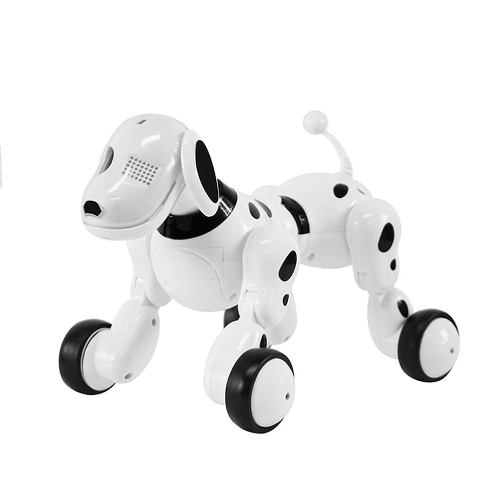 2018 nouvelle vente chaude enfant jouet sans fil télécommande robot intelligent robot chien bébé jouet