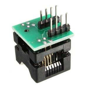 Image 2 - SOIC8 SOP8 Để DIP8 EZ Ổ Cắm Module Chuyển Đổi Lập Trình Viên Đầu Ra Điện Với 150mil Cổng Kết Nối SOIC 8 SOP 8 nhúng 8