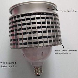 Image 2 - Светодиодный аквариумный светильник высокой мощности, рифовая лампа 10 синих 6 белых 2uv для рыб, коралловых рифов, морских рыбок, SPS LPS, 50 Вт