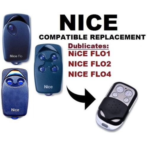 Haute qualité et le prix favorable! BELLE FLO1 FLO2 FLO 4 4 canal 433.92 MHZ, BELLE porte de garage télécommande livraison gratuite