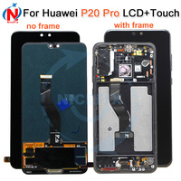 for Huawei P20 pro LCD Display +Touch Screen Digitizer Assembly Replacement for huawei P20 Pro LCD CLT AL01 lcd