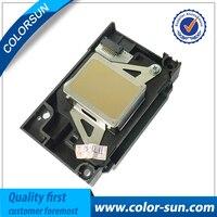 Оригинальный F173050 печатающей головки Печатающая головка для Epson 1390 1400 1410 1430 R1390 R360 R265 R260 R270 R380 R390 RX580 RX590 l1800 1500 Вт