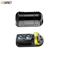 GZGMET IP55 Watreproof Wired 100M Alarm System Dual Beam IR SENSOR Bulgar Photoelectric Infrared Beam Detector