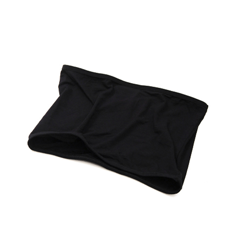 High Quality Classic Sexy Bandeau Sport Cotton Boob Tube Top Underwear Yoga Fitness Running for Women Sportswear Accessories