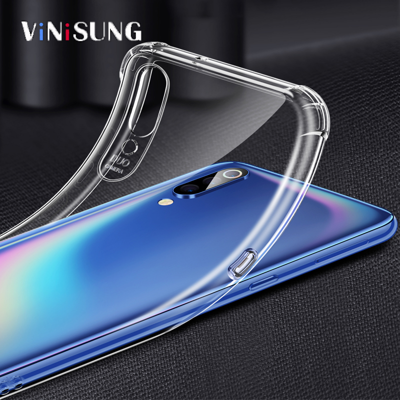 Clear Transparent Soft <font><b>TPU</b></font> <font><b>Case</b></font> For XiaoMi <font><b>Xiomi</b></font> Mi A1 A2 8 Lite 9 se <font><b>RedMi</b></font> 5A 6A 4A <font><b>4X</b></font> S2 5 Plus <font><b>Note</b></font> 5 6 7 Pro Silicone Cover image