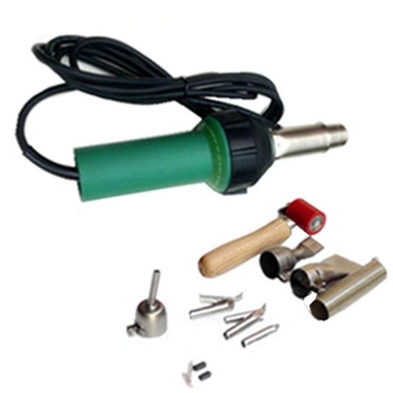 1600W 110V Vinyl Floor Plastic Welder Gun Hot Air Gun Heat Gun Hot Blast Torch Flooring welding tools welding gun Accessories