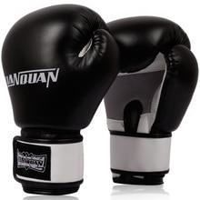 цены Professional boxing gloves gloves adult game Sanda training professional Muay Thai boxing sandbag grabbling