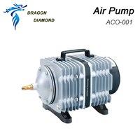ACQ 001 25Lpm Air Pump Compressor BOYU AC 220 240V (New) Electromagnetic Air Compressor For Laser Cut Machine Spare Parts