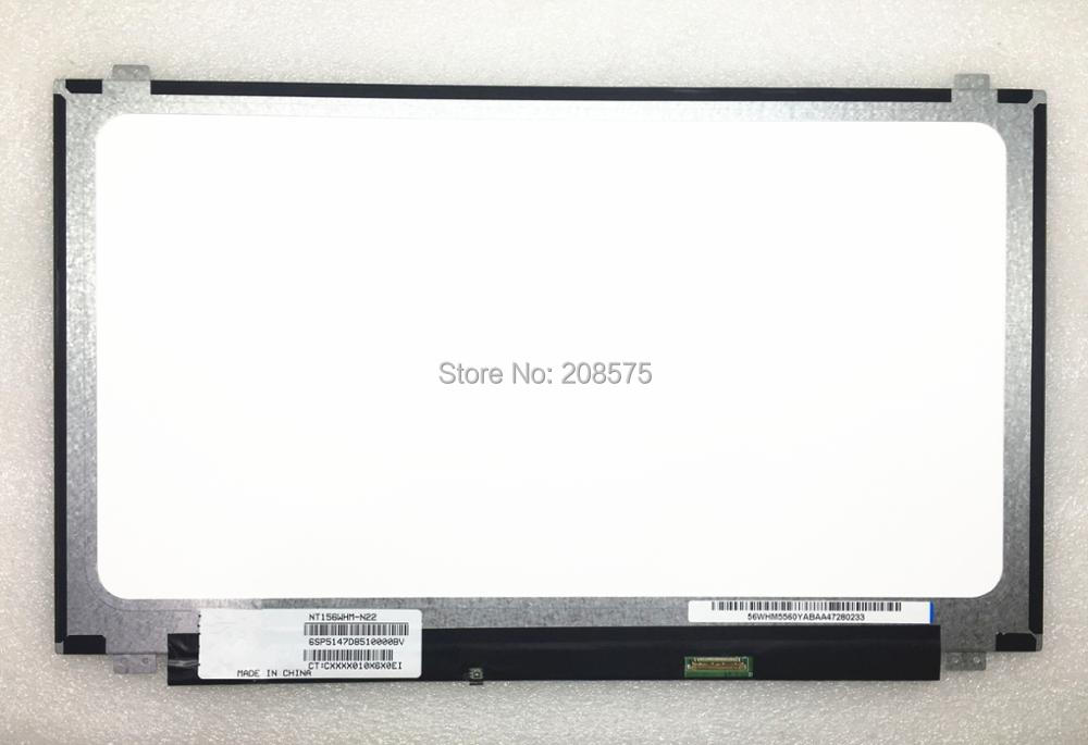 все цены на Freeing shipping NT156WHM-N22 N21 N12 NT156WHM-N42 B156XW04 V.7 LTN156AT39 LP156WH3-TPTH Laptop lcd screen 1366*768 30pin онлайн