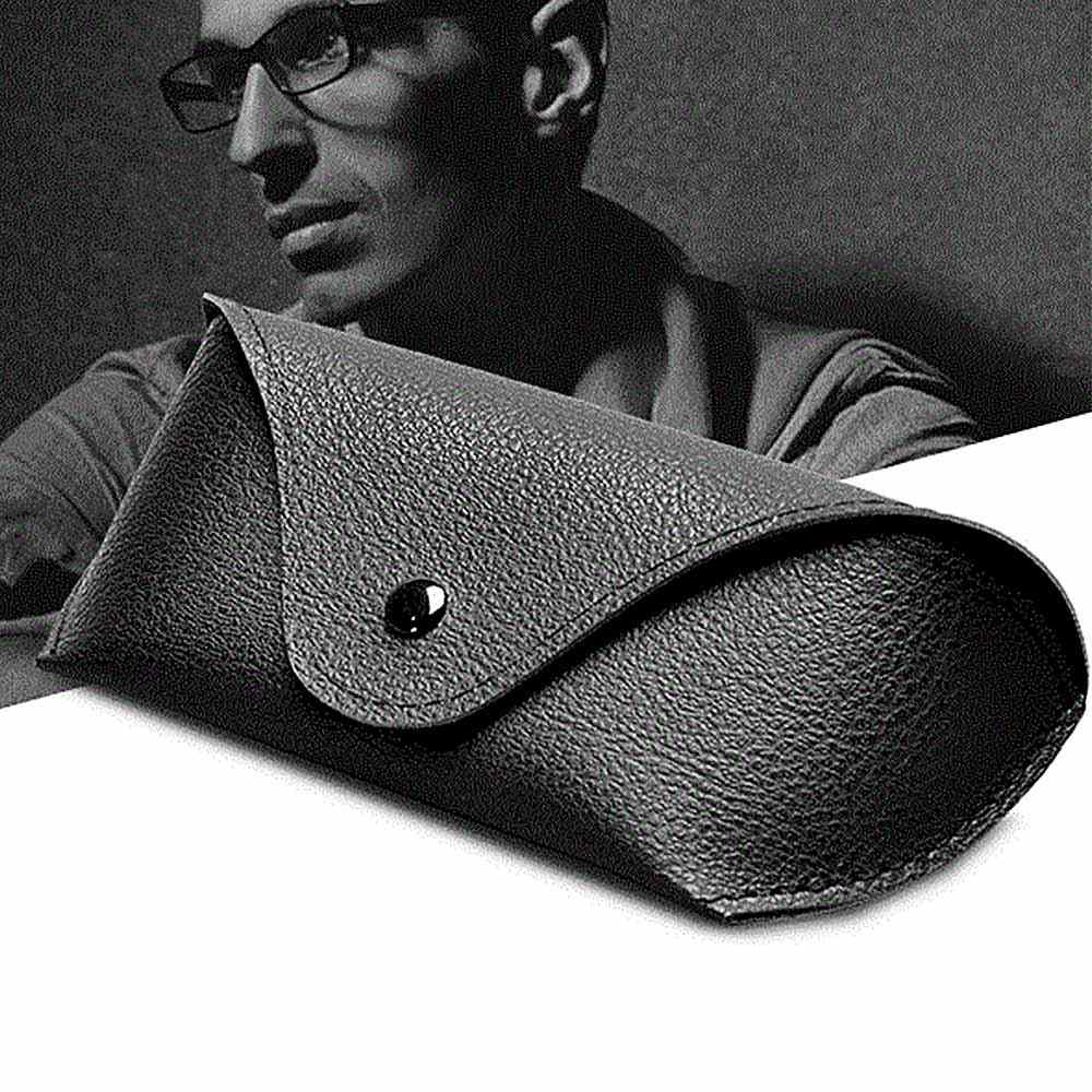 67a41e0ec761 ... MINIMUM PU Leather Glasses Case Cover Sunglasses Glasses Holder Box  Eyeglasses Solid Storage Box Light PU ...