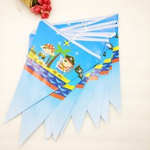 1pc/bag The Birthday Party Decorations Of The Pirate Flag Birthday Pirate Theme Party Adornment Party Adornment Tool Festival the birthday party the birthday party hits